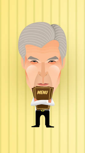 <p><strong>Terry Lundgren</strong><br /> <em>CEO of Macy's</em><br /> Assistant restaurant manager</p>