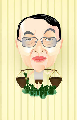 <p><strong>Liu Chuanzhi</strong><br /> <em>Cofounder of Lenovo</em><br /> Laborer in the rice fields during Chairman Mao's Cultural Revolution</p>