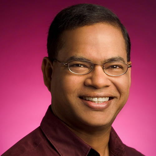 <p>Amit Singhal, Senior Vice President, Google Fellow, master of The Algorithm. Singhal's PhD studies took place under <a href=&quot;https://en.wikipedia.org/wiki/Gerard_Salton&quot; target=&quot;_blank&quot;>Gerald Salton</a>, the man often cited as the father of digital searching.</p>