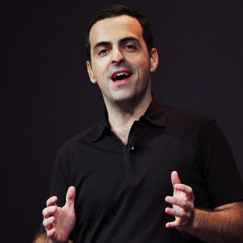 <p>Hugo Barra, Vice President, Android Product Management. Barra often brings third-party companies on-stage to show off the work they've done in partnership with Google, and also tends to announce the goods that I/O attendees are taking home. Basically, Barra is the bearer of good news.</p>