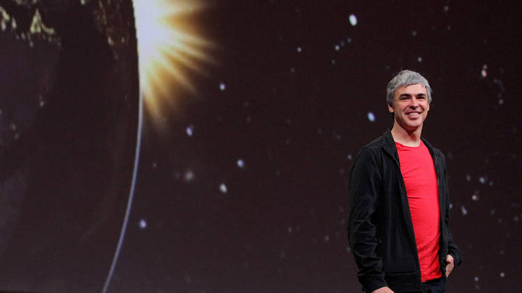 <p>During a rare Q&amp;A with the 6,000-member audience at I/O, CEO Larry Page said he'd like to &quot;set aside a part of the world&quot; for unregulated experimentation, likening the concept to Burning Man.</p>