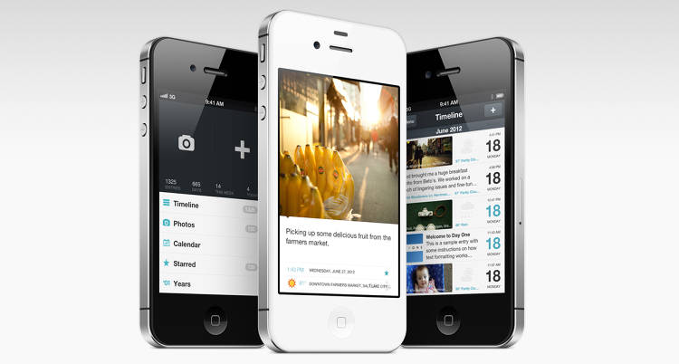 <p>Day One is a <a href=&quot;http://dayoneapp.com/about/&quot; target=&quot;_blank&quot;>personal journaling app</a> for Mac, iPhone, and iPad that lets you keep track of your daily happenings, whether that's jotting down ideas or tracking the meals you ate. It won Apple's <a href=&quot;http://dayoneapp.com/2012/12/app-of-the-year/&quot; target=&quot;_blank&quot;>Mac App of the Year</a> award in 2012.</p>  <p>[<em>Image courtesy of <a href=&quot;http://dayoneapp.com&quot; target=&quot;_blank&quot;>Day One</a></em>]</p>