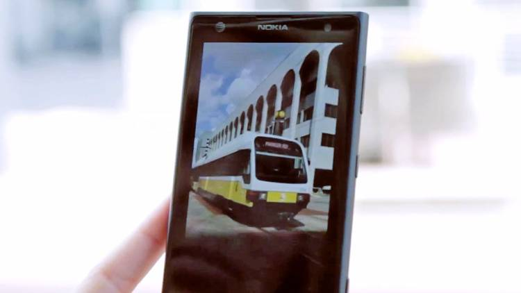 <p>The new flagship Windows Phone device from the Finnish smartphone maker features a 41-megapixel camera and apps and accessories tailored to photography buffs.</p>