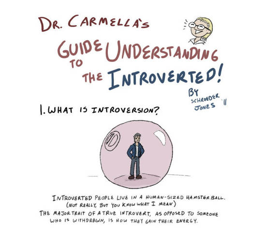 <p>Caring for your introverts can result in wonderful relationships. <a href=&quot;http://www.fastcocreate.com/1683402/your-guide-to-interacting-with-an-introvert#1&quot; target=&quot;_self&quot;>Read on</a> to find out how.</p>