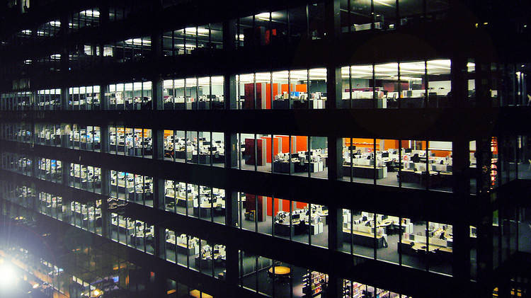 <p>Bored at work? We've got you <a href=&quot;http://www.fastcompany.com/3014585/how-to-be-a-success-at-everything/10-ways-to-make-your-office-more-fun#1&quot; target=&quot;_self&quot;>covered</a>.</p>