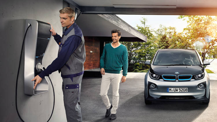 <p>The standard i3 has an 80-to-100 mile range on a 170 horsepower electric engine, but buyers can choose to upgrade to a two-cylinder range extender engine that can handle up to 180 miles.</p>