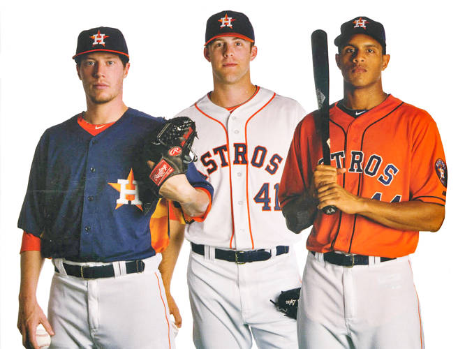 "<p>""The star with the H is cool,"" says Jones. ""That's a modern classic. It's a fine line, right? You want to keep the iconic nature of the brand but at the same time you want some personality. Nothing, including the jersey, is bigger than the team.""</p>"
