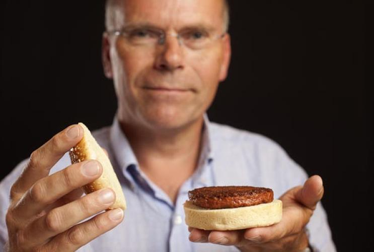 <p>Post, a professor at the Netherlands's Maastricht University, has been developing Cultured Beef for five years.</p>