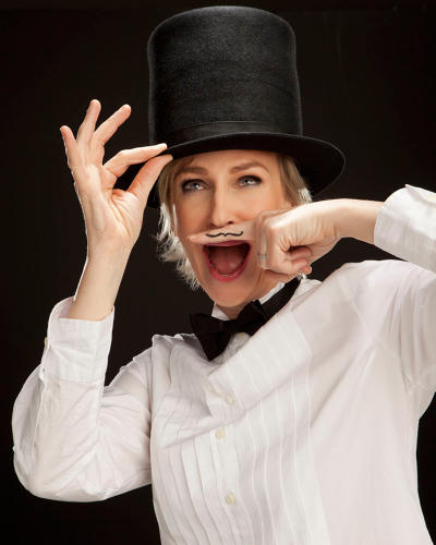 <p>Jane Lynch</p>