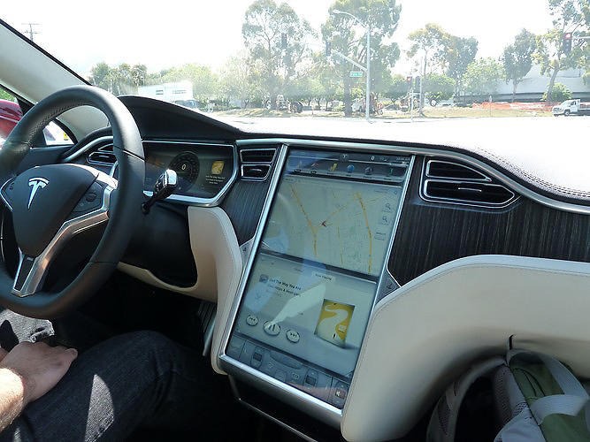 <p>Tesla is deploying charging and battery switch stations only after gauging demand.</p>