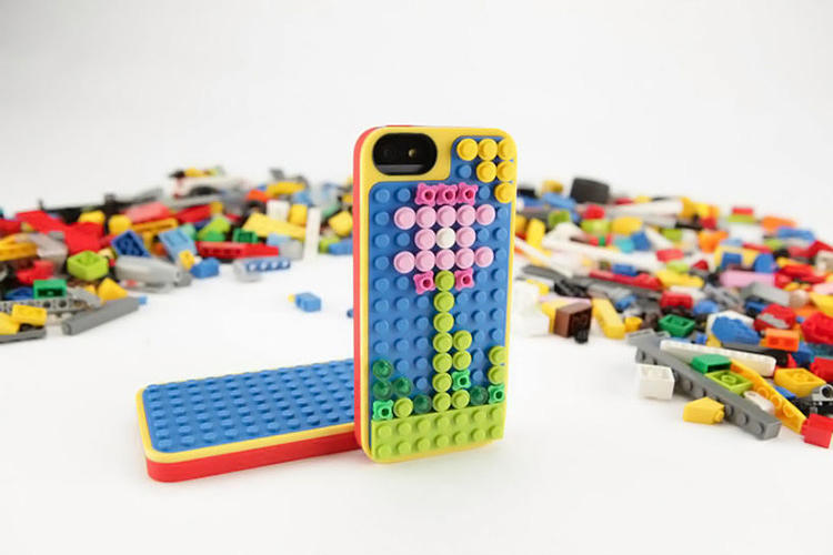 <p>Belkin's Lego Builder case lets you turn your iPhone into a Lego brick.</p>