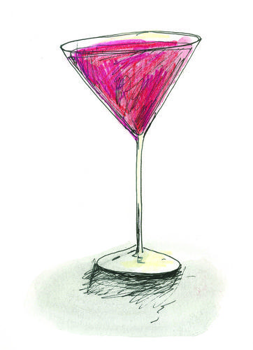 <p><em>An Illustrated Guide to Cocktails </em>is also an Etsy success story: It was self-published and sold by Graeber and Shtuhl on the popular DIY site until Gotham Books picked it up.</p>