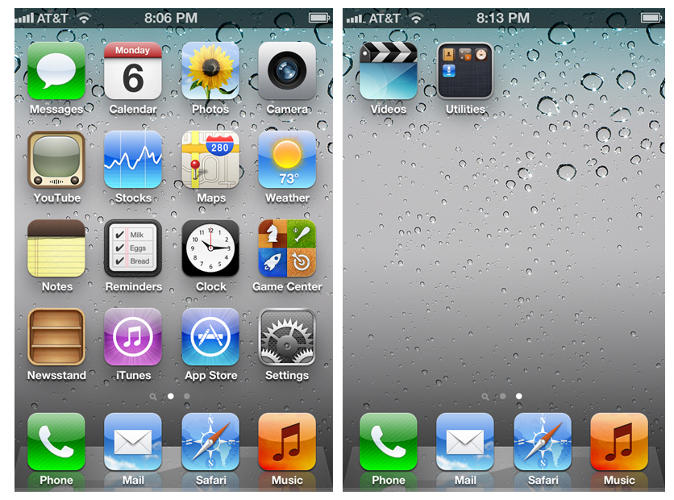 <p>The updated mobile OS, iOS 5 came standard on the iPhone 4S and offered 5 GB of free space on iCloud, iMessage built into the messaging app and the lovable voice assistant, Siri.</p>