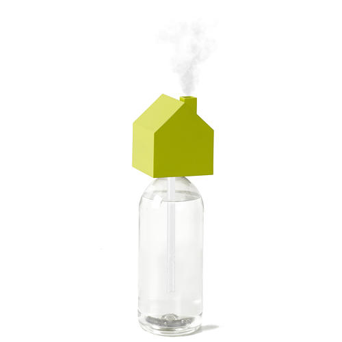 <p>Thus, the steam spouting from the chimney. Casamista costs $25 through Umbra. Buy it <a href=&quot;http://www.umbra.com/ustore/product/casamista-portable-humidifier.store#&quot; target=&quot;_blank&quot;>here</a>.</p>