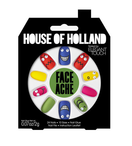 <p>Face Ache turns your fingertips into tiny googly-eyed faces.</p>
