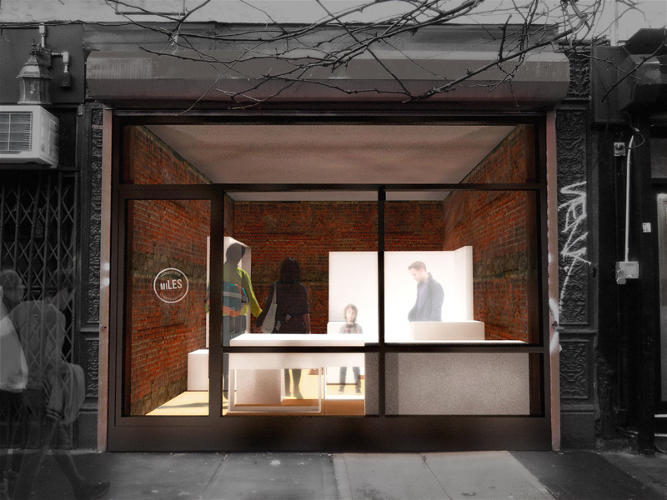 <p>Now the organization is looking to streamline the process of creating pop-ups by Kickstarting a kit of modular furniture called the Storefront Transformer.</p>