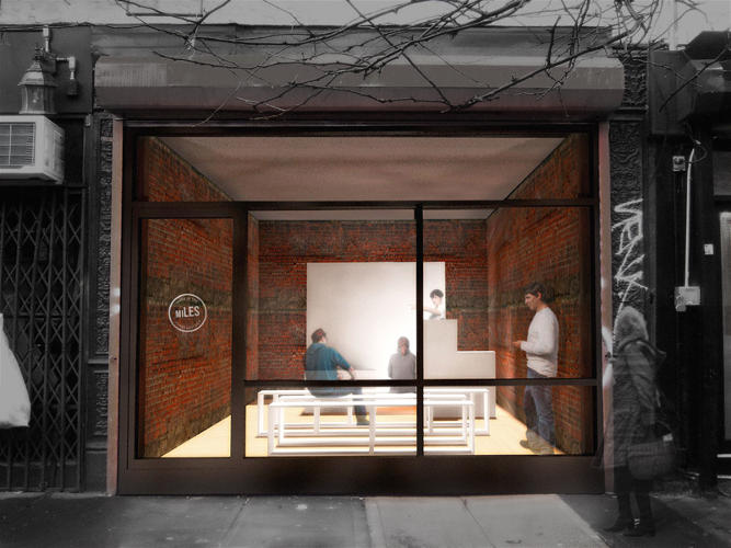 <p>miLES is hoping to put the modular furniture kit to good use as it supports a second wave of pop-ups at a new storefront in the Lower East Side.</p>