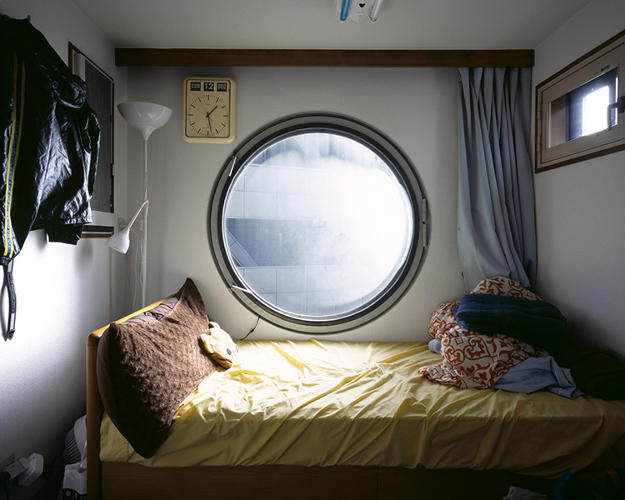 "<p>Its 140 capsule units are very small--just over 100-square feet each--and very modular. The plan was to replace the ""capsules"" themselves every 25 years: a new, flexible way to accommodate the rising Japanese economy.</p>"