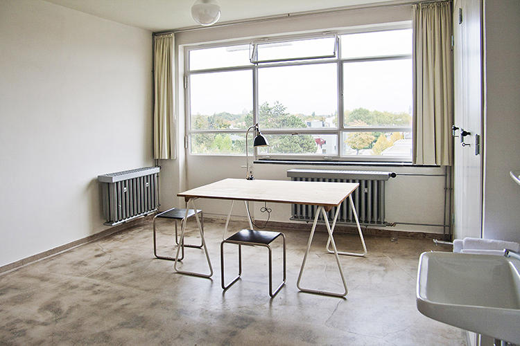 <p>The Bauhaus Dessau was once home to some of the 20th century's greatest artist and craftsmen, like Joseph and Anni Albers, Marcel Breuer, and Hannes Meyer.</p>