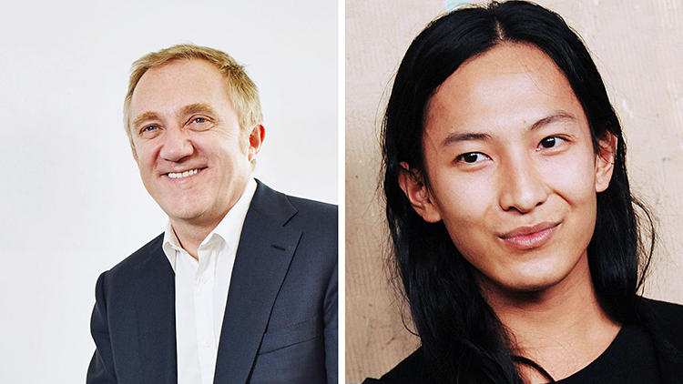 "<p>François-Henri Pinault, CEO of Kering<br /> Alexander Wang, creative director of Balenciaga</p>  <p>In 2005, Wang dropped out of Parsons the New School for Design and started a line of slouchy, sexy sweaters. His street style became immensely popular but didn't have much in common with old-school haute couture. That didn't stop Pinault, who runs the multibillion-dollar French multinational holding company Kering, from tapping 28-year-old Wang to head up 95-year-old Paris fashion house Balenciaga. It was a gutsy, unexpected move that rocked the fashion world. So far, Wang has more than made good on the promise to ""reinterpret and immortalize the distinctive, modern and extremely innovative style imposed by Cristóbal Balenciaga.&quot;</p>"