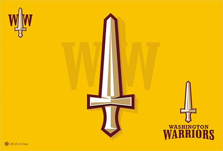 <p>More Washington Warriors, by 99Design user <a href=&quot;https://99designs.com/users/319143&quot; target=&quot;_blank&quot;>Scribe</a>.</p>