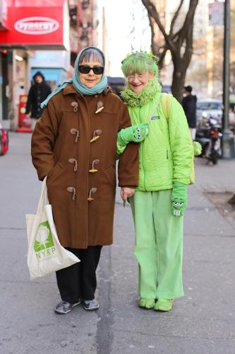 <p>&quot;We've been best friends since 1967,&quot; says this pair. (AP Photo/Humans of New York, Brandon Stanton)</p>