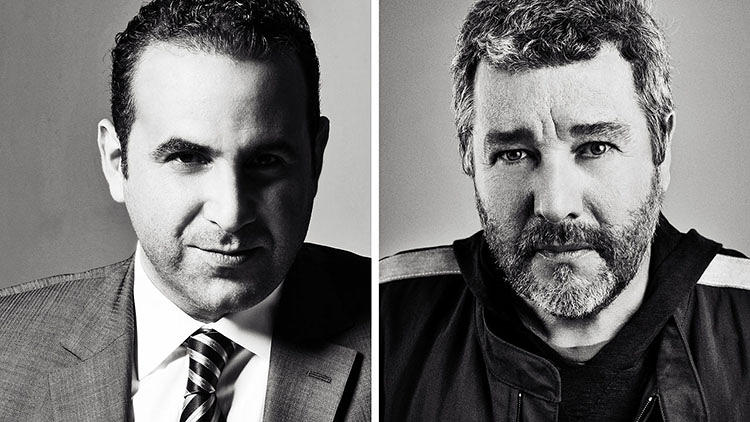 "<p>Sam Nazarian, founder and CEO<br /> Philippe Starck, designer and architect</p>  <p>Rising entrepreneur Nazarian and legendary French designer Starck describe their partnership as a bit little-brother-big-brother, full of shared passion and humor. The jokey duo has ""never had a serious meeting"" about their growing family of luxury hotels, nightclubs, and restaurants. When collaborating on designs, says Starck, ""We don't talk about profitability or money or steel, aluminum, or glass. We talk about what our friends, our cultural tribe, are going to experience."" That tribe includes characters from HBO's <em>Entourage</em> and <em>The Hills</em>, among many glitzy others.</p>"