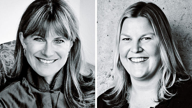 "<p>Jacqueline Novogratz, founder and CEO of Acumen Fund<br /> Jocelyn Wyatt, co-lead and executive director of Ideo.org</p>  <p>Novogratz and Wyatt's cross-organizational relationship is an innovative model for 21st-century business and philanthropy. International design firm Ideo partners with global venture fund Acumen to apply design to change the way the world tackles poverty. Recent joint projects include an online Human-Centered Design for Social Innovation course, which attracted 15,000 participants. ""I think the future of business and change in the world will come from organizational relationships like this, where you're essentially breaking down barriers. That's really the value of this kind of partnership, and I think we need to see more of these out there in the world,"" says Novogratz.</p>"