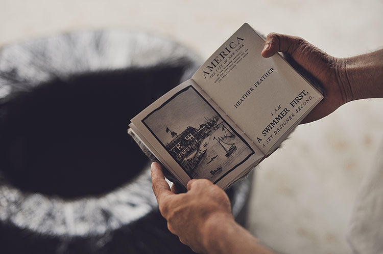 "<p>There's not a single tourist trap or overpriced ""authentic"" restaurant to be found in the hand-bound, wood-spined book's recycled-paper pages.</p>"