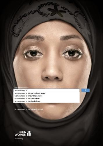 <p>Hunt and his team used searches from March 3, 2013, to display some of the oldest and most destructive attitudes toward women that come up as common browsing queries.</p>