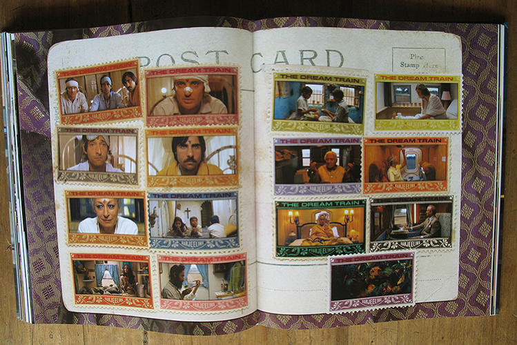 <p>While visuals abound, the book also consists of a significant amount of text, including an introduction by novelist Michael Chabon (who compares Anderson's films to Nabokov novels, among other things).</p>
