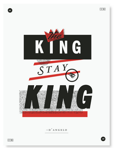 <p>The Wire Poster Series is a new set of 60 typographic posters inspired by the HBO series <em>The Wire</em>.</p>