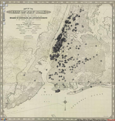 <p>If you think Manhattan is loud now, wait till you hear how booming the city was in its heyday.</p>