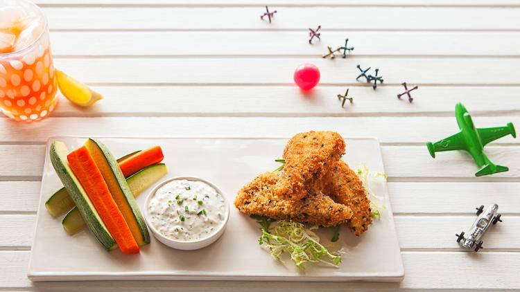<p>A kids menu was one of the most highly requested features from customers.</p>