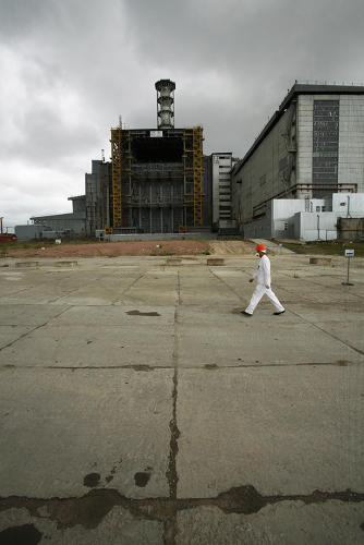 <p>Forster Rothbart's book is about the relative normalcy of people's lives near Chernobyl and Fukushima. But he does find a lot of danger and despair.</p>