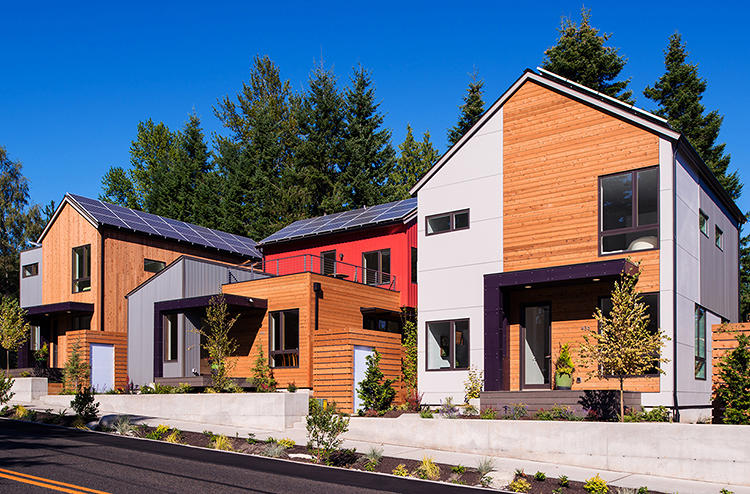 <p>A new urban neighborhood on Bainbridge Island, Washington, is arguably the most resilient in the entire United States.</p>