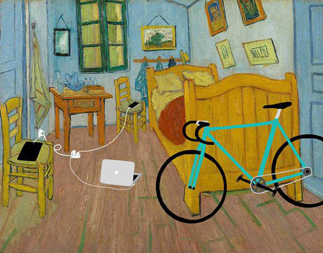 "<p>""The Room"" by Vincent van Gogh</p>"