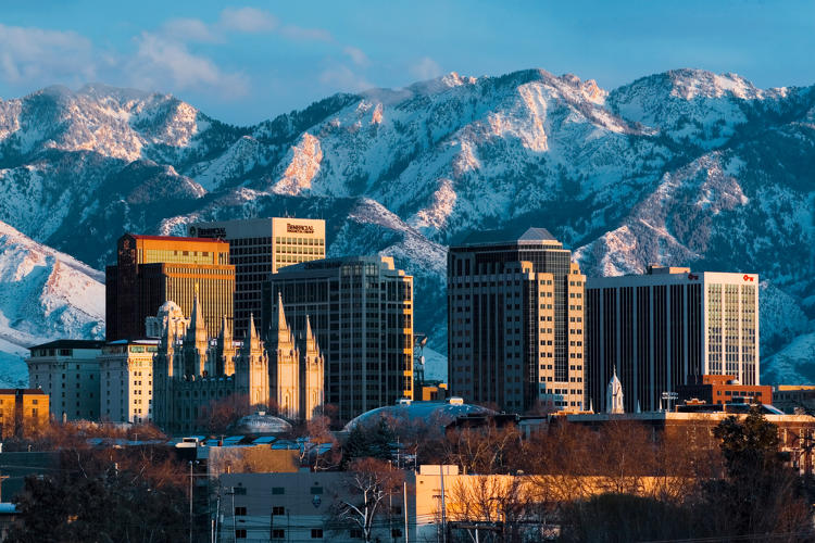 <p>Salt Lake City, UT: Salt Lake is projected to see a 90% drop in rainfall as a result of climate change, so the city is investing in water conservation and storage projects.</p>