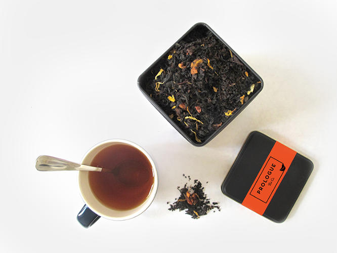 <p>Next, Chan hopes to create seasonal chests of tea, each one with a new series of novels.</p>
