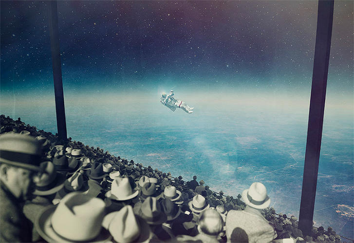 <p>&quot;The Spain-based artist [Joseba Elorza] blends humor, technology, science fiction and anonymous historical photography to create some really splendid digital imagery,&quot; Colossal's Christopher Jobson wrote of <a href=&quot;http://www.thisiscolossal.com/2013/11/the-surreal-collages-of-joseba-elorza/&quot; target=&quot;_blank&quot;>the artist's collages</a>.</p>
