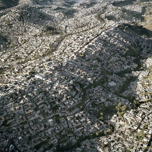 <p>Between 1970 and 2000, the surface area of the city grew 1.5 times faster than the population, and though it may have slowed slightly, it's not stopping.</p>