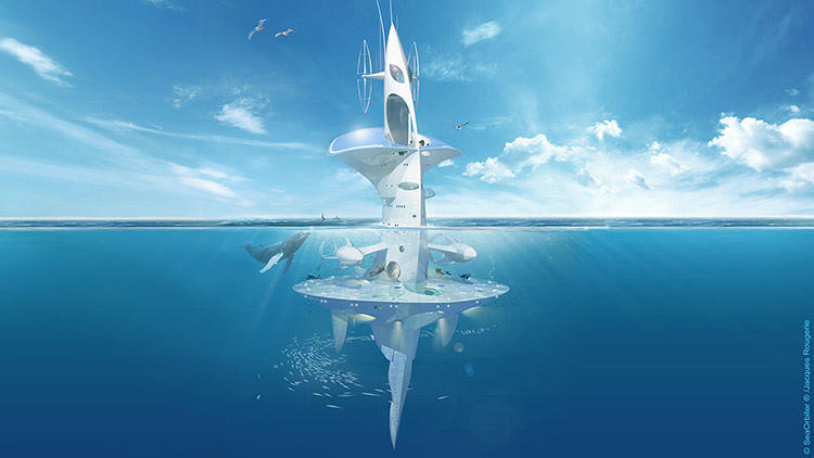 <p>The SeaOrbiter <a href=&quot;http://www.fastcoexist.com/3021938/fund-this/this-starship-enterprise-of-the-sea-will-launch-its-exploration-in-2016&quot; target=&quot;_self&quot;>will allow researchers to swim</a> into parts of the deep ocean, where no one has gone before.</p>