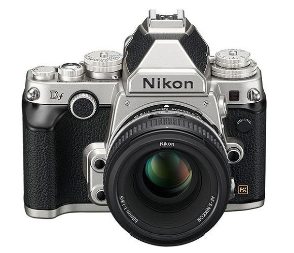 <p><strong>Nikon DF ($3,000)</strong><br /> In an era when most of us take photos on touchscreens, Nikon brought back a camera body from the 1950s. Unabashedly mechanical, you'll enjoy cranking the Nikon DF's real metal dials, while retaining the convenience of a 3.5-inch LCD screen and the power of a 16MP full-frame sensor. (That's professional grade guts in a retro body.) As a bonus, that silver/black body will be totally matchy-matchy with your Macbook. [<a href=&quot;http://imaging.nikon.com/lineup/dslr/df/&quot; target=&quot;_blank&quot;>Link</a>]</p>