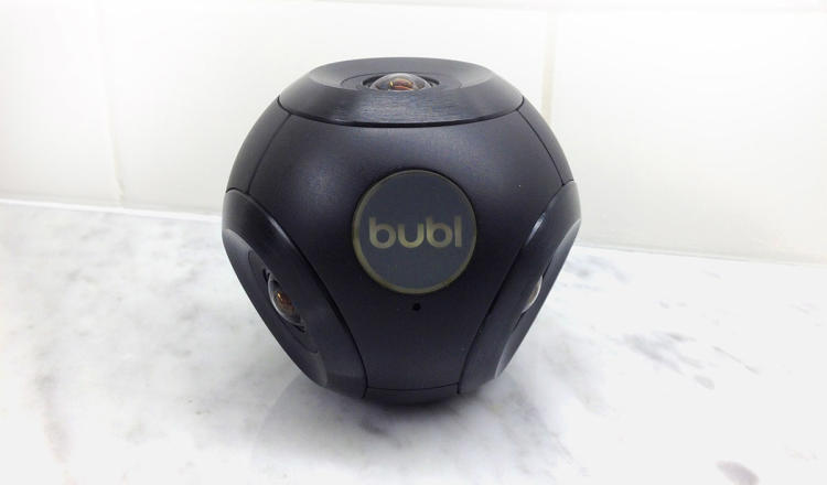 <p>The Bublcam is expected to retail for $700 to $800.</p>