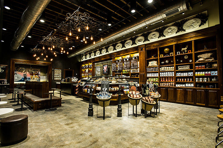 "<p>The idea is to give patrons a novel Starbucks experience. ""Hopefully customers discover something new when they return to the store,"" Bello says.</p>"