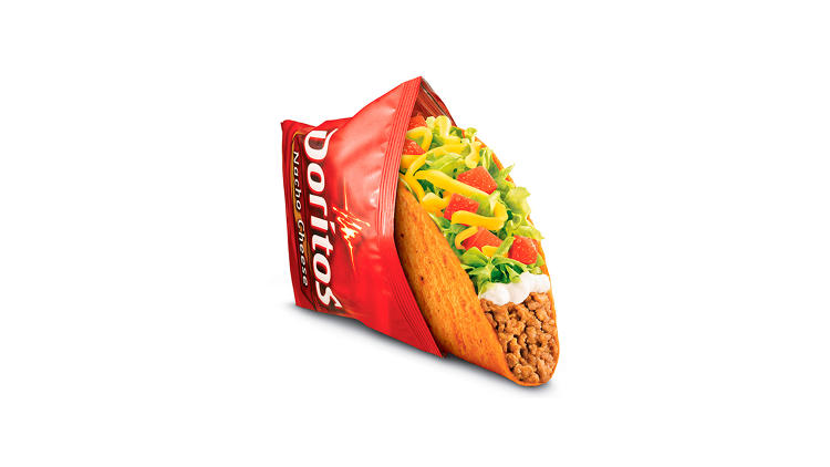 <p>Taste the innovation!<br /> It's hard to find creative inspiration on an empty stomach, and while Doritos Locos Tacos may not be the most nutritious meal, they're definitely the result of a <a href=&quot;http://www.fastcompany.com/3008346/deep-inside-taco-bells-doritos-locos-taco&quot; target=&quot;_self&quot;>creative collaboration.</a></p>