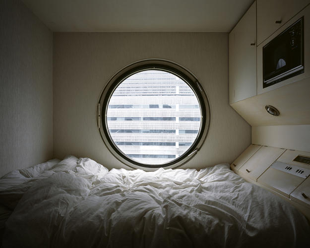 <p>Micro-apartments are in vogue today. But in Japan, <a href=&quot;http://www.fastcoexist.com/3017659/these-photos-of-tiny-futuristic-japanese-apartments-show-how-micro-micro-apartments-can-be&quot; target=&quot;_self&quot;>people have been living in the Nakagin Capsule Tower's 100-square-foot housing for decades.</a></p>