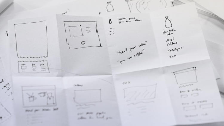<p><strong>Create great storyboards.</strong> <br /> Want to run a successful design sprint? Make killer storyboards. Google Ventures's Jake Knapp explains how. [<a href=&quot;http://www.fastcodesign.com/1672917/the-8-steps-to-creating-a-great-storyboard&quot; target=&quot;_self&quot;>Link</a>]</p>