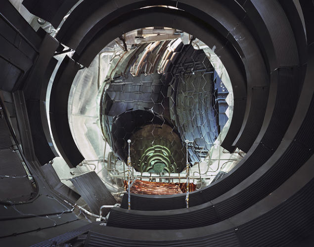 <p>Interior of Large Space Simulator, ESTEC/ESA (Noordwijk, Holland)</p>