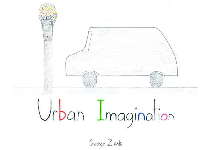 <p>What could make cities more fun? These amazing sketches show the way.</p>